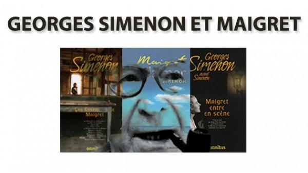 30ème anniversaire de la mort de Georges Simenon