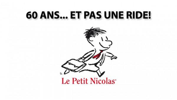 60 ans pour 'Le Petit Nicolas'