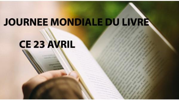 23 Avril - Journée mondiale du Livre