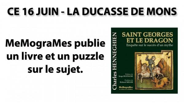 La Ducasse de Mons - Saint-Georges et le dragon
